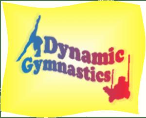 dynamic gymnastics logo