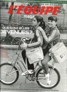 Nadia and Teodora - 1976