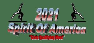 2021 spirit of america gymnastics meet