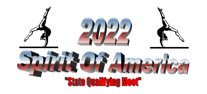 2022 Spirit of America signage